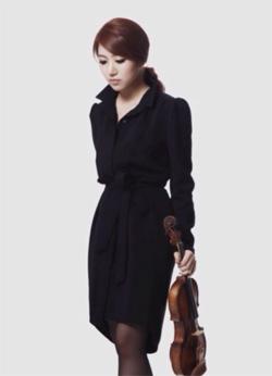 바이올리니스트 김재원 사진